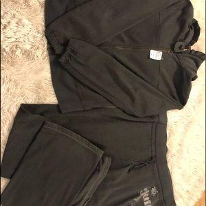 Juicy Couture 2 pc jumpsuit